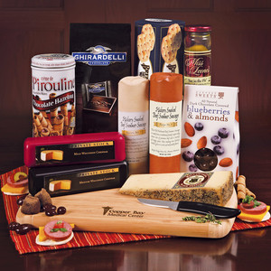 Maple Ridge Farms cheese packages