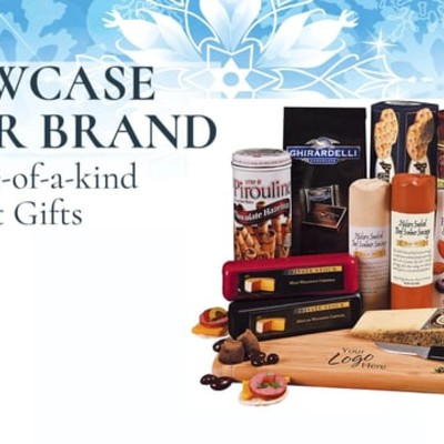 Showcase Your Brand with One of a Kind Gourmet Gifts