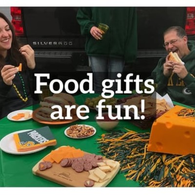 Why Holiday Food Gifts?