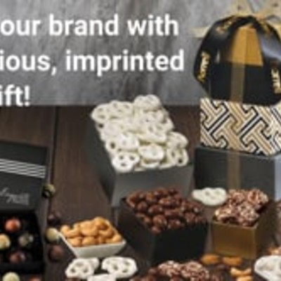 Build Your Brand with a Delicious Imprinted Food Gift