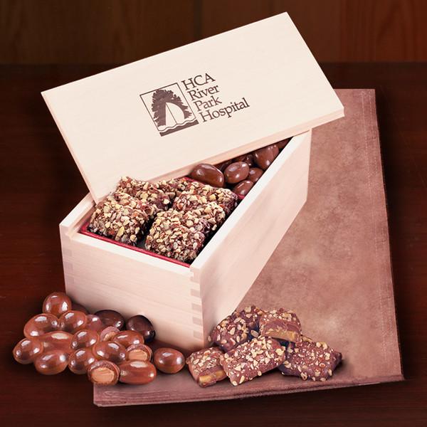 English Toffee & Chocolate Almonds