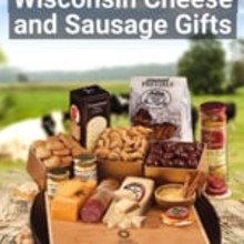 Wisconsin Cheese and Sausage Packages EU